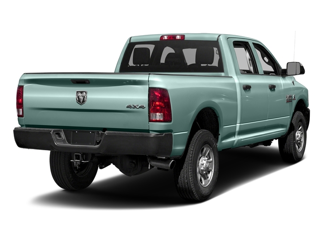 Light Green 2017 Ram Truck 3500 Pictures 3500 Crew Cab Tradesman 4WD photos rear view