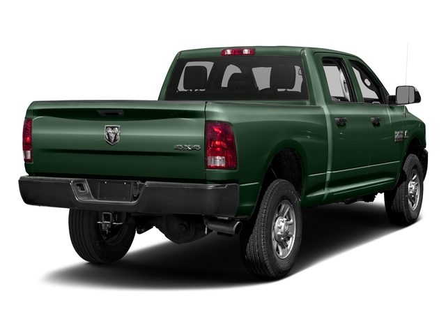 Timberline Green Pearlcoat 2017 Ram Truck 3500 Pictures 3500 Crew Cab Tradesman 4WD photos rear view