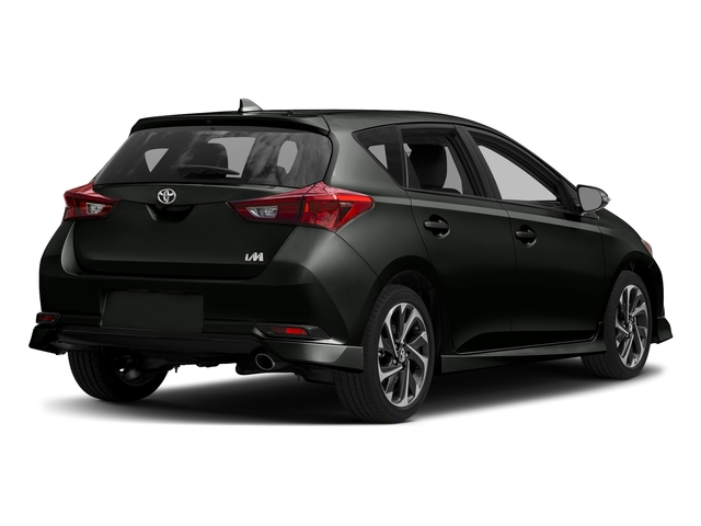 Black Sand Pearl 2017 Toyota Corolla iM Pictures Corolla iM Hatchback 5D photos rear view