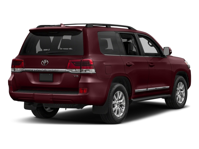 Brandywine Mica 2017 Toyota Land Cruiser Pictures Land Cruiser Utility 4D 4WD V8 photos rear view
