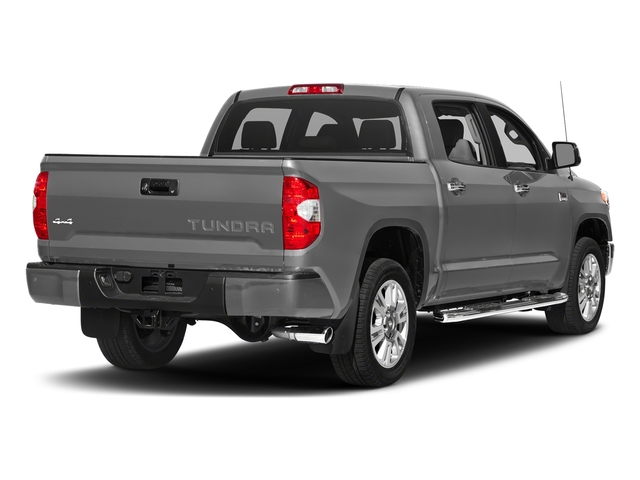 Silver Sky Metallic 2017 Toyota Tundra 2WD Pictures Tundra 2WD 1794 Edition CrewMax 2WD photos rear view