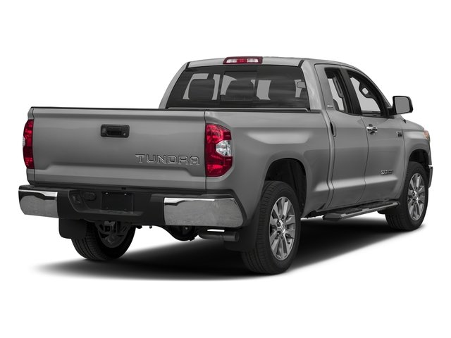 Silver Sky Metallic 2017 Toyota Tundra 2WD Pictures Tundra 2WD Limited Double Cab 2WD photos rear view