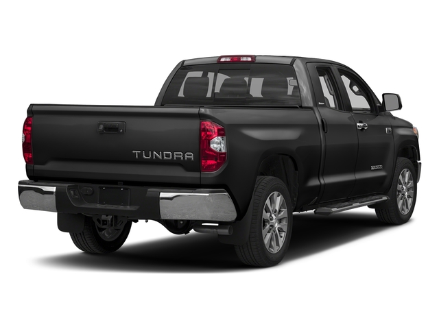 Magnetic Gray Metallic 2017 Toyota Tundra 2WD Pictures Tundra 2WD Limited Double Cab 2WD photos rear view