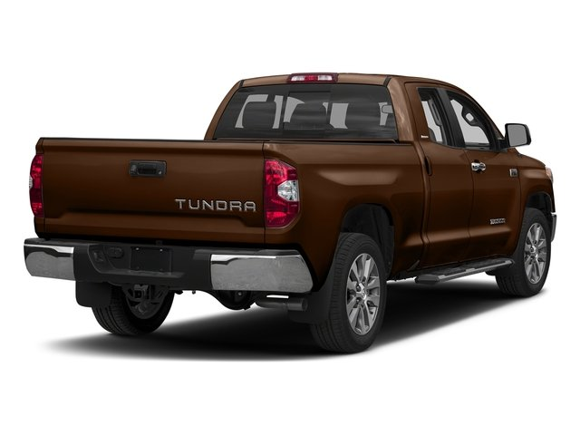 Sunset Bronze Mica 2017 Toyota Tundra 2WD Pictures Tundra 2WD Limited Double Cab 2WD photos rear view