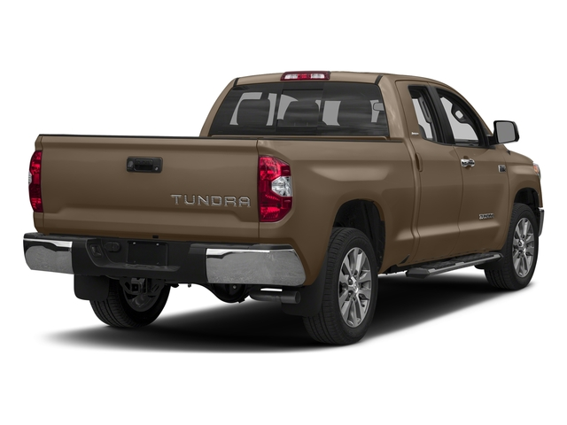 Quicksand 2017 Toyota Tundra 2WD Pictures Tundra 2WD Limited Double Cab 2WD photos rear view