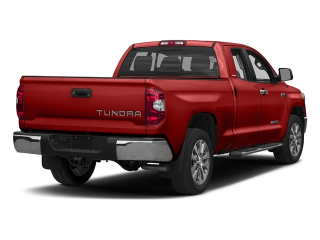 Inferno 2017 Toyota Tundra 2WD Pictures Tundra 2WD Limited Double Cab 2WD photos rear view