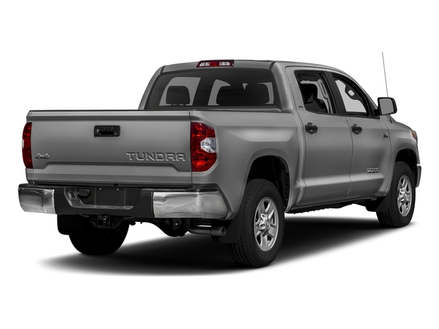 Silver Sky Metallic 2017 Toyota Tundra 4WD Pictures Tundra 4WD SR5 CrewMax 4WD photos rear view