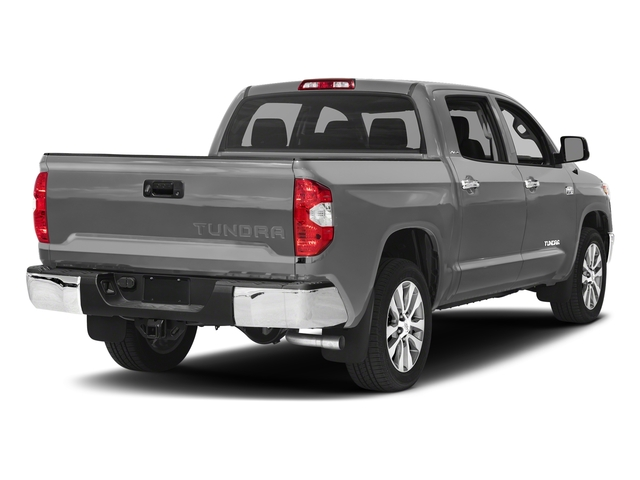 Silver Sky Metallic 2017 Toyota Tundra 4WD Pictures Tundra 4WD Limited CrewMax 4WD photos rear view