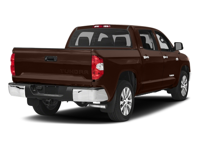 Sunset Bronze Mica 2017 Toyota Tundra 4WD Pictures Tundra 4WD Limited CrewMax 4WD photos rear view
