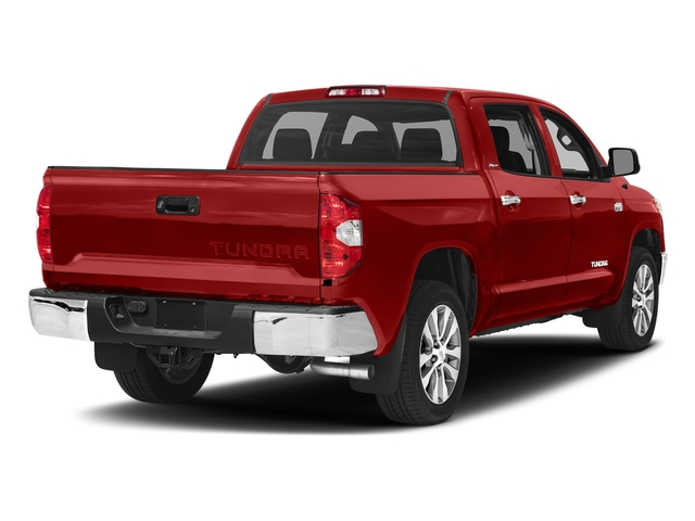 Inferno 2017 Toyota Tundra 4WD Pictures Tundra 4WD Limited CrewMax 4WD photos rear view
