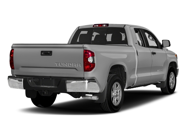Silver Sky Metallic 2017 Toyota Tundra 2WD Pictures Tundra 2WD SR5 Double Cab 2WD photos rear view