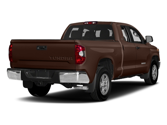 Sunset Bronze Mica 2017 Toyota Tundra 2WD Pictures Tundra 2WD SR5 Double Cab 2WD photos rear view