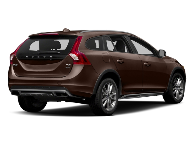 Rich Java Metallic 2017 Volvo V60 Cross Country Pictures V60 Cross Country Wagon 5D T5 Platinum AWD I4 Turbo photos rear view