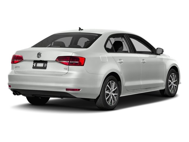 Pure White 2017 Volkswagen Jetta Pictures Jetta 1.4T S Manual photos rear view