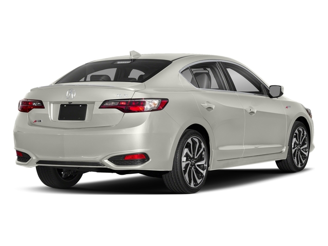 Bellanova White Pearl 2018 Acura ILX Pictures ILX Sedan w/Premium/A-SPEC Pkg photos rear view