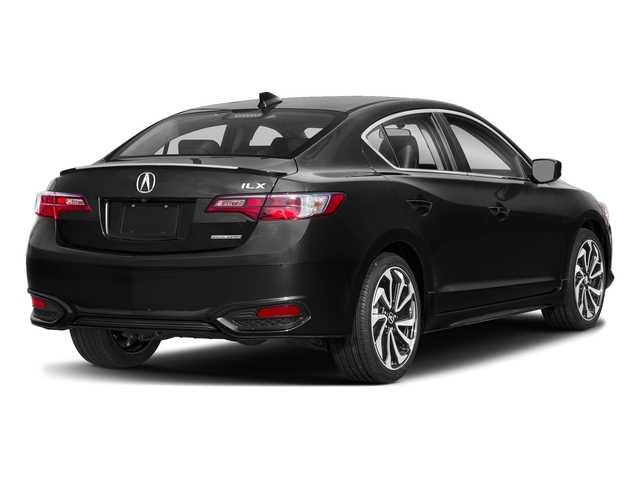 Crystal Black Pearl 2018 Acura ILX Pictures ILX Special Edition Sedan photos rear view