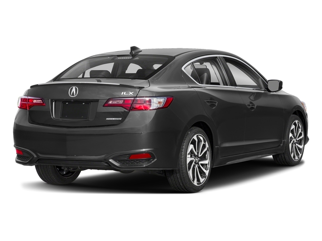 Modern Steel Metallic 2018 Acura ILX Pictures ILX Special Edition Sedan photos rear view