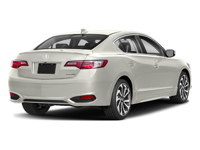 Bellanova White Pearl 2018 Acura ILX Pictures ILX Special Edition Sedan photos rear view