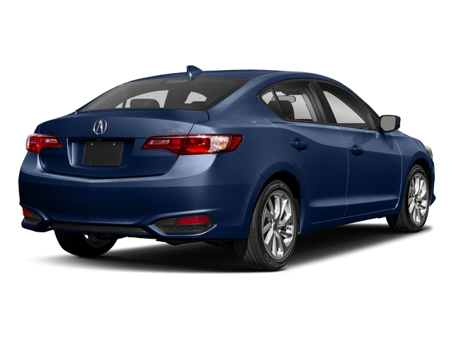 Catalina Blue Pearl 2018 Acura ILX Pictures ILX Sedan w/AcuraWatch Plus photos rear view
