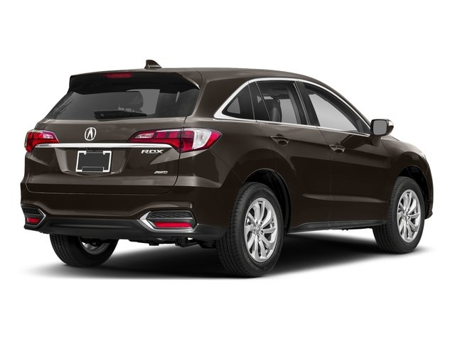 Kona Coffee Metallic 2018 Acura RDX Pictures RDX AWD w/Technology/AcuraWatch Plus Pkg photos rear view