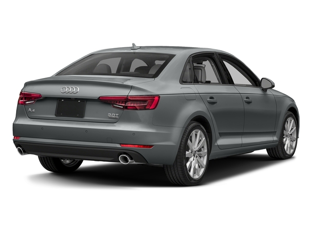 Monsoon Gray Metallic 2018 Audi A4 Pictures A4 2.0 TFSI ultra Tech Premium Plus S Tronic FWD photos rear view