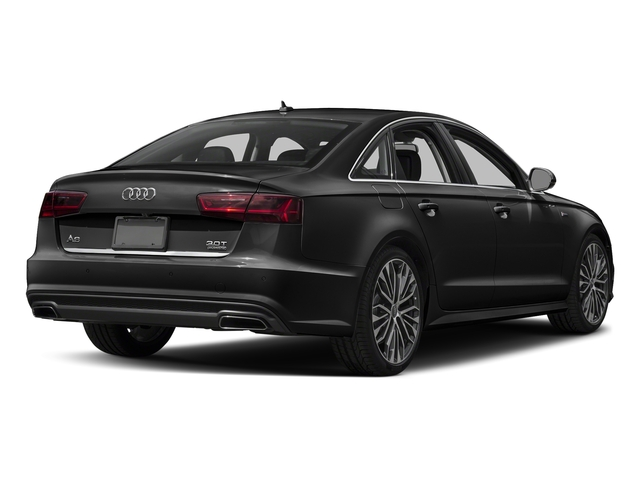 Brilliant Black 2018 Audi A6 Pictures A6 Sedan 4D 2.0T Sport photos rear view