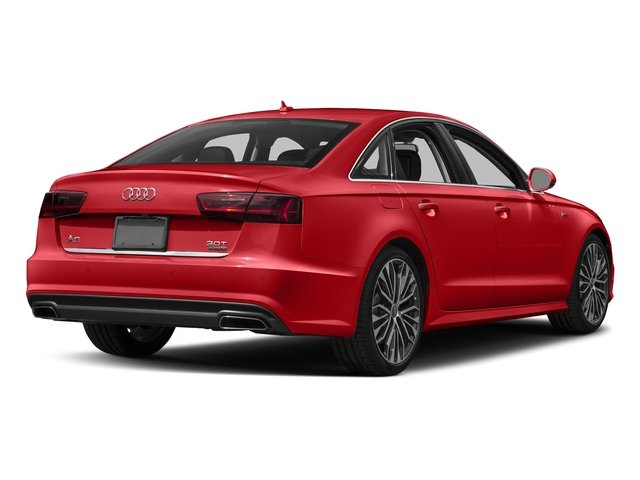 Matador Red Metallic 2018 Audi A6 Pictures A6 Sedan 4D 2.0T Sport photos rear view