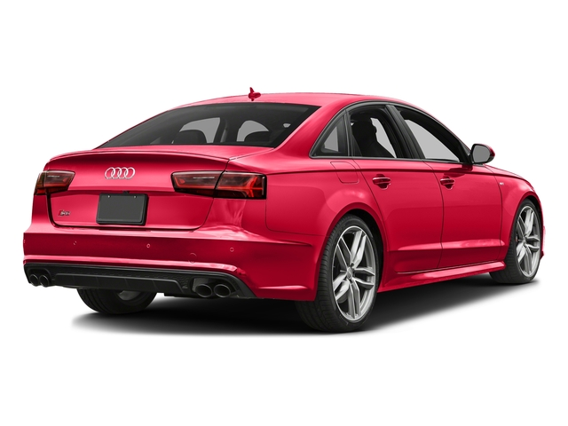 Misano Red Pearl Effect 2018 Audi S6 Pictures S6 4.0 TFSI Premium Plus photos rear view