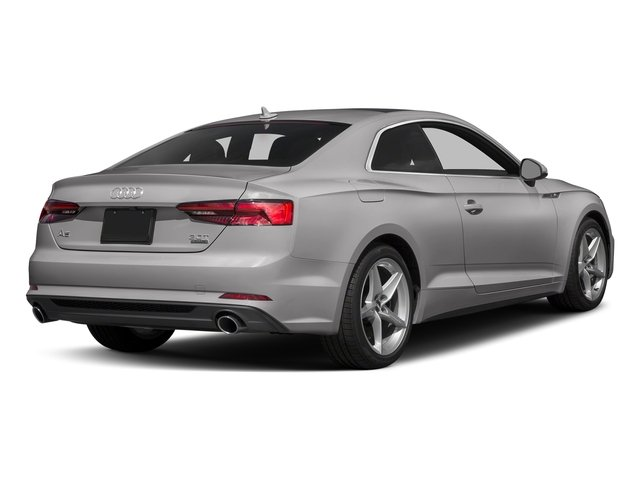Florett Silver Metallic 2018 Audi A5 Coupe Pictures A5 Coupe 2.0 TFSI Prestige Manual photos rear view