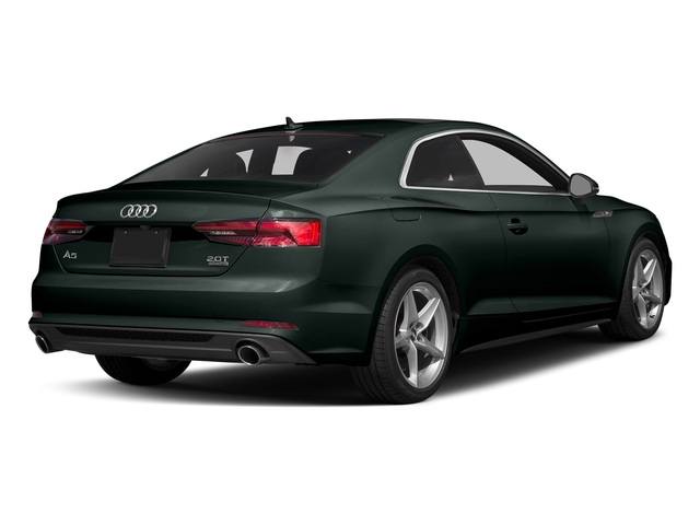 Gotland Green Metallic 2018 Audi A5 Coupe Pictures A5 Coupe 2.0 TFSI Prestige Manual photos rear view