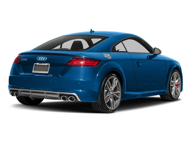 Ara Blue Crystal Effect 2018 Audi TTS Pictures TTS 2.0 TFSI photos rear view
