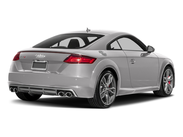 Florett Silver Metallic 2018 Audi TTS Pictures TTS 2.0 TFSI photos rear view
