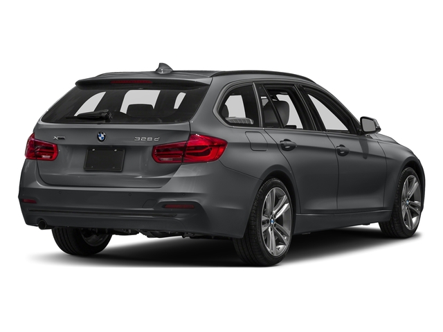 Mineral Gray Metallic 2018 BMW 3 Series Pictures 3 Series 328d xDrive Sports Wagon photos rear view