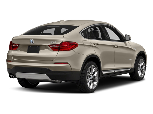 Mineral Silver Metallic 2018 BMW X4 Pictures X4 Utility 4D 28i AWD photos rear view