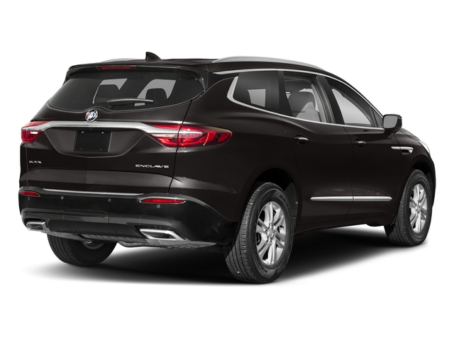 Ebony Twilight Metallic 2018 Buick Enclave Pictures Enclave FWD 4dr Avenir photos rear view