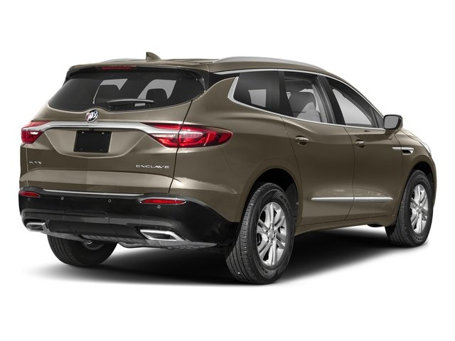 Pepperdust Metallic 2018 Buick Enclave Pictures Enclave FWD 4dr Avenir photos rear view
