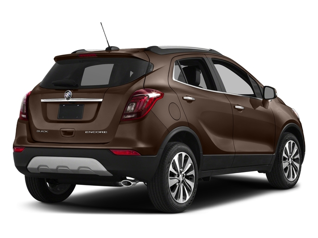 Coppertino Metallic 2018 Buick Encore Pictures Encore AWD 4dr Sport Touring photos rear view