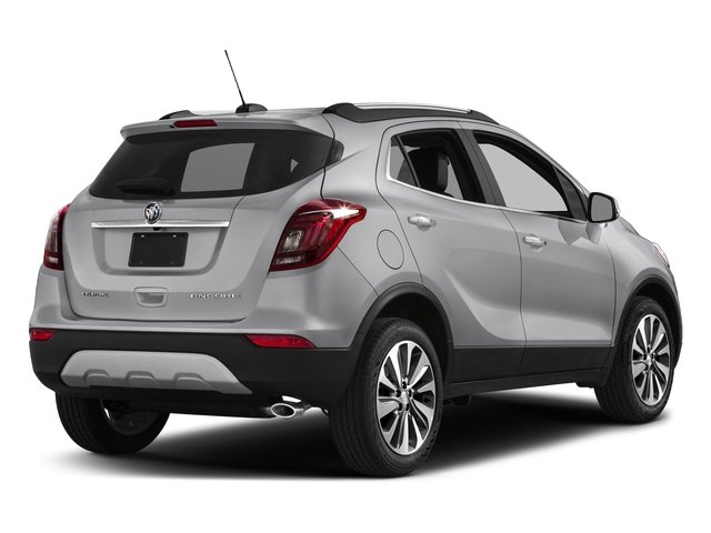 Quicksilver Metallic 2018 Buick Encore Pictures Encore AWD 4dr Sport Touring photos rear view