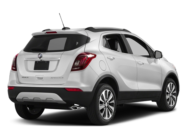 Summit White 2018 Buick Encore Pictures Encore FWD 4dr photos rear view