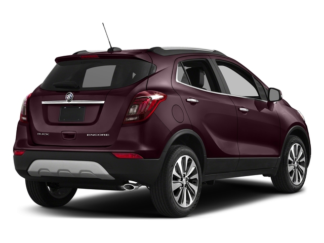 Black Cherry Metallic 2018 Buick Encore Pictures Encore AWD 4dr Sport Touring photos rear view