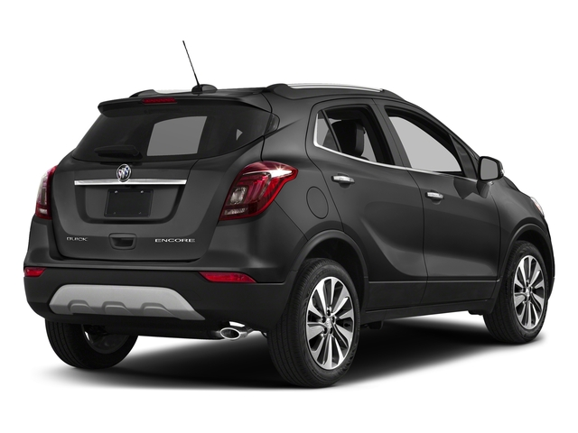 Graphite Gray Metallic 2018 Buick Encore Pictures Encore AWD 4dr Sport Touring photos rear view
