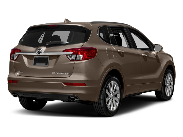 Bronze Alloy Metallic 2018 Buick Envision Pictures Envision AWD 4dr Premium II photos rear view