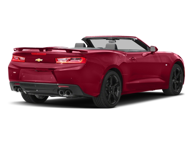Garnet Red Tintcoat 2018 Chevrolet Camaro Pictures Camaro 2dr Conv SS w/2SS photos rear view