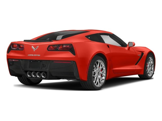 Sebring Orange Tintcoat 2018 Chevrolet Corvette Pictures Corvette 2dr Stingray Cpe w/2LT photos rear view