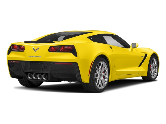 Corvette Racing Yellow Tintcoat 2018 Chevrolet Corvette Pictures Corvette 2dr Stingray Cpe w/2LT photos rear view