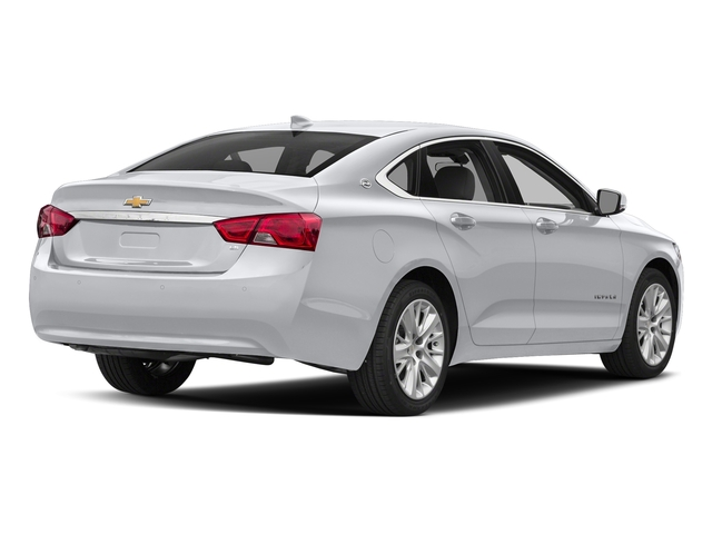Silver Ice Metallic 2018 Chevrolet Impala Pictures Impala 4dr Sdn LS w/1LS photos rear view