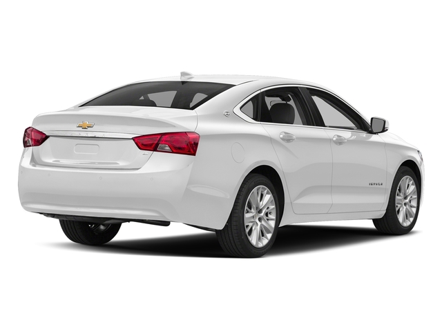Summit White 2018 Chevrolet Impala Pictures Impala 4dr Sdn LS w/1LS photos rear view