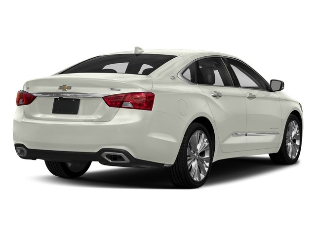 Iridescent Pearl Tricoat 2018 Chevrolet Impala Pictures Impala 4dr Sdn Premier w/2LZ photos rear view