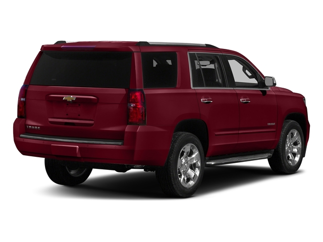 Siren Red Tintcoat 2018 Chevrolet Tahoe Pictures Tahoe 2WD 4dr Commercial photos rear view