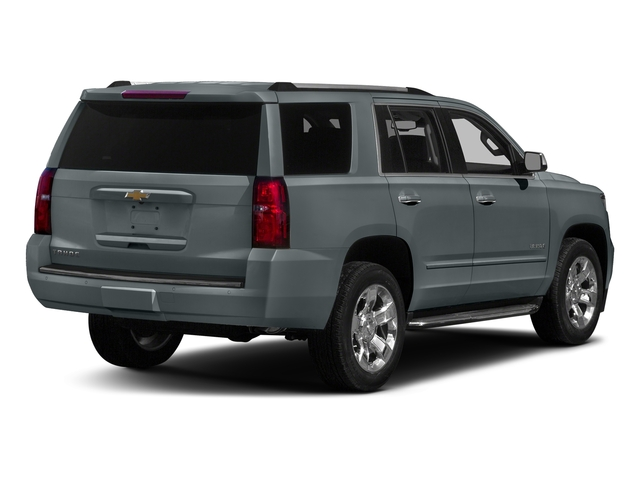 Satin Steel Metallic 2018 Chevrolet Tahoe Pictures Tahoe 2WD 4dr Commercial photos rear view